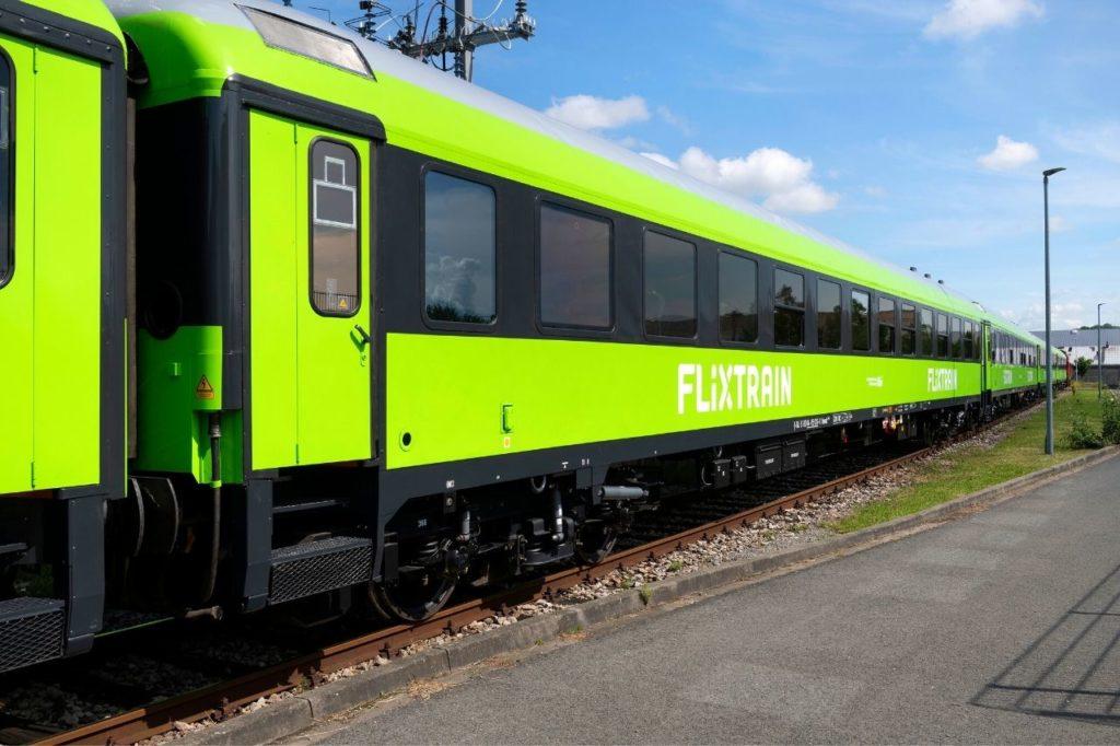 Flixtrain baut Strecken-Angebot in NRW aus
